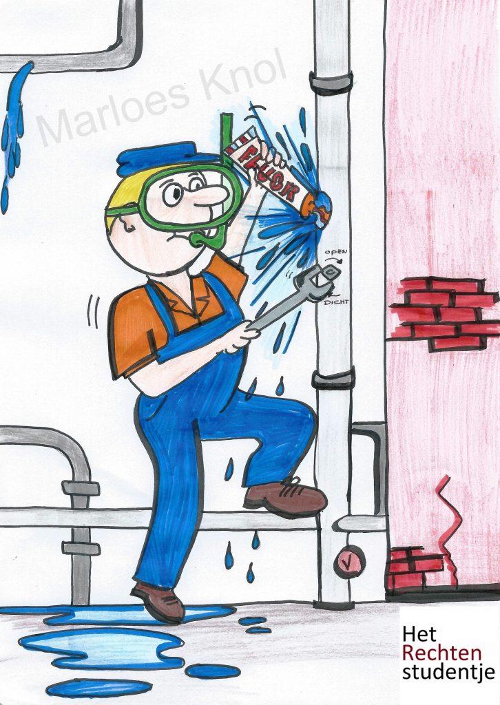 Fluoridering-arrest