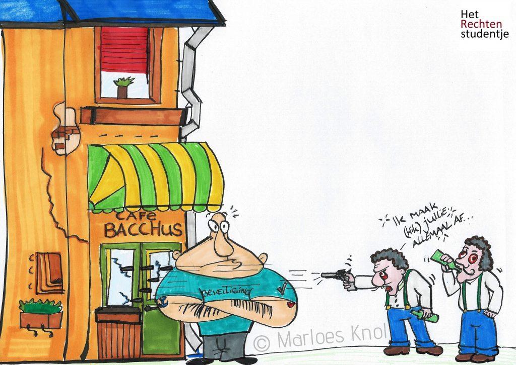 arrest Bacchus